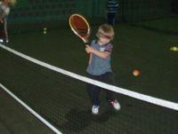 Bebe tenisači